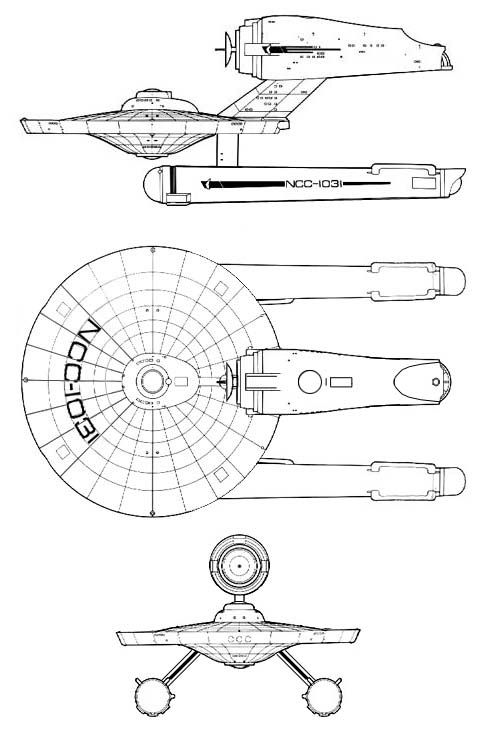 The Declaration-class Starship
